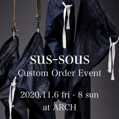 susous-custom
